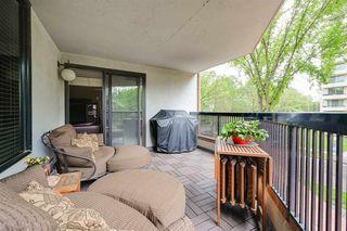 Photo 18: 205 11503 100 Avenue in Edmonton: Zone 12 Condo for sale : MLS®# E4168821