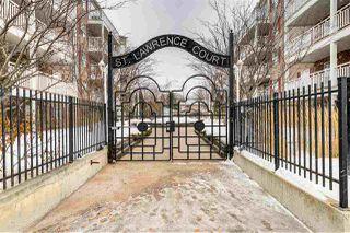Photo 1: 301 10933 124 Street in Edmonton: Zone 07 Condo for sale : MLS®# E4186746