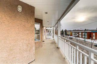 Photo 44: 301 10933 124 Street in Edmonton: Zone 07 Condo for sale : MLS®# E4186746