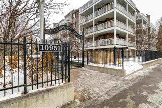 Photo 2: 301 10933 124 Street in Edmonton: Zone 07 Condo for sale : MLS®# E4186746