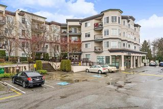"""Main Photo: 416 5765 GLOVER Road in Langley: Langley City Condo for sale in """"College Court"""" : MLS®# R2434699"""