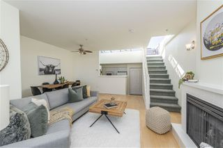 "Photo 2: 203 657 W 7TH Avenue in Vancouver: Fairview VW Townhouse for sale in ""The Ivys"" (Vancouver West)  : MLS®# R2438858"