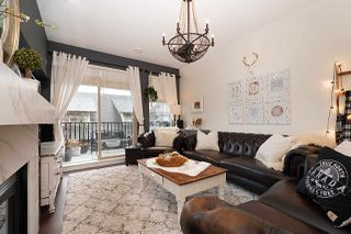 """Photo 3: 89 55 HAWTHORN Drive in Port Moody: Heritage Woods PM Townhouse for sale in """"COBALT SKY"""" : MLS®# R2441221"""