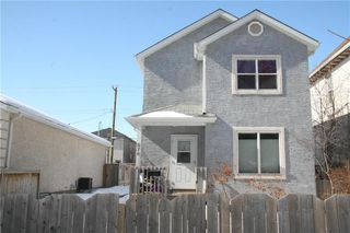 Photo 1: 576 Spence Street in Winnipeg: West End Residential for sale (5A)  : MLS®# 202003701