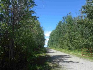 Photo 1: 49112 Range Road 73: Rural Brazeau County Rural Land/Vacant Lot for sale : MLS®# E4203144