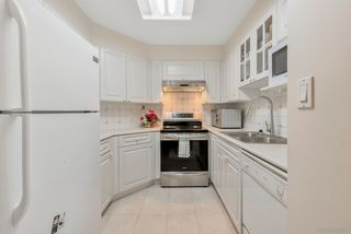"""Photo 3: 404 5615 HAMPTON Place in Vancouver: University VW Condo for sale in """"THE BALMORAL"""" (Vancouver West)  : MLS®# R2487690"""
