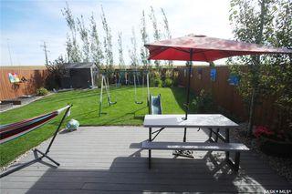 Photo 30: 706 Sutter Crescent in Saskatoon: Stonebridge Residential for sale : MLS®# SK826897