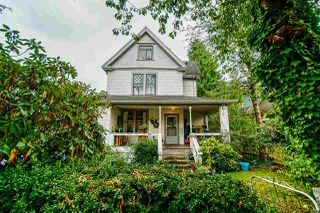 """Main Photo: 316 THIRD Avenue in New Westminster: Queens Park House for sale in """"Queens Park"""" : MLS®# R2499871"""