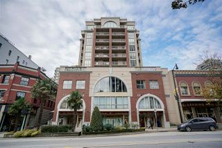 "Main Photo: 601 680 CLARKSON Street in New Westminster: Downtown NW Condo for sale in ""The Clarkson"" : MLS®# R2525200"