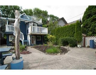 Photo 10: 823 W 20TH AV in Vancouver: House for sale : MLS®# V851816