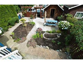 Photo 9: 823 W 20TH AV in Vancouver: House for sale : MLS®# V851816