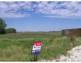 Photo 1: 1093 SHINDEL Road in ST ADOLPHE: Glenlea / Ste. Agathe / St. Adolphe / Grande Pointe / Ile des Chenes / Vermette / Niverville Vacant Land for sale (Winnipeg area)  : MLS®# 2712962