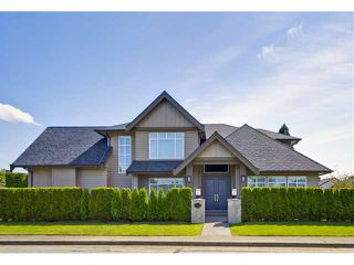 "Main Photo: 7880 GOLDSTREAM PL in Richmond: Broadmoor House for sale in ""MAPLE LANE"" : MLS®# V896215"