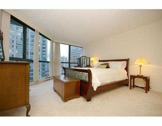 """Photo 7: 1004 1415 W GEORGIA Street in Vancouver: Coal Harbour Condo for sale in """"PALAIS GEORGIA"""" (Vancouver West)  : MLS®# V663547"""