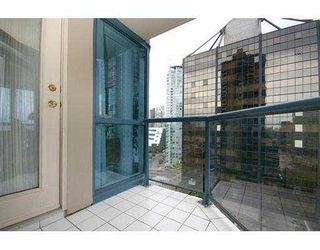 """Photo 10: 1004 1415 W GEORGIA Street in Vancouver: Coal Harbour Condo for sale in """"PALAIS GEORGIA"""" (Vancouver West)  : MLS®# V663547"""