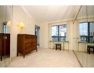 """Photo 8: 1004 1415 W GEORGIA Street in Vancouver: Coal Harbour Condo for sale in """"PALAIS GEORGIA"""" (Vancouver West)  : MLS®# V663547"""