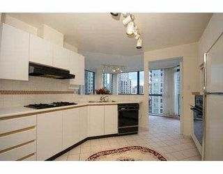 """Photo 5: 1004 1415 W GEORGIA Street in Vancouver: Coal Harbour Condo for sale in """"PALAIS GEORGIA"""" (Vancouver West)  : MLS®# V663547"""