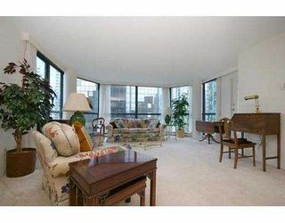 """Photo 2: 1004 1415 W GEORGIA Street in Vancouver: Coal Harbour Condo for sale in """"PALAIS GEORGIA"""" (Vancouver West)  : MLS®# V663547"""
