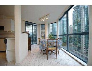 """Photo 4: 1004 1415 W GEORGIA Street in Vancouver: Coal Harbour Condo for sale in """"PALAIS GEORGIA"""" (Vancouver West)  : MLS®# V663547"""