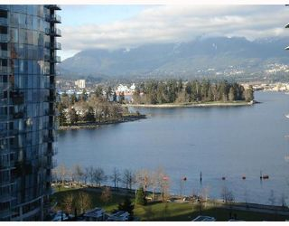 Photo 2: 1401 1205 W HASTINGS Street in Vancouver: Coal Harbour Condo for sale (Vancouver West)  : MLS®# V693190