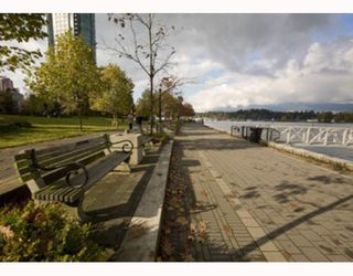 Photo 10: 1401 1205 W HASTINGS Street in Vancouver: Coal Harbour Condo for sale (Vancouver West)  : MLS®# V693190