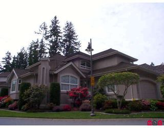 "Photo 1: 15003 SEMIAHMOO Place in Surrey: Sunnyside Park Surrey House for sale in ""Semiahmoo Wynd"" (South Surrey White Rock)  : MLS®# F2816050"