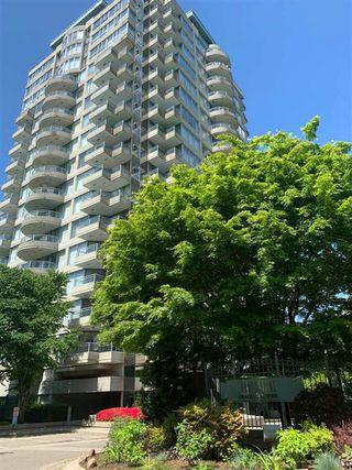 "Photo 1: 704 13353 108 Avenue in Surrey: Whalley Condo for sale in ""CORNERSTONE"" (North Surrey)  : MLS®# R2457916"