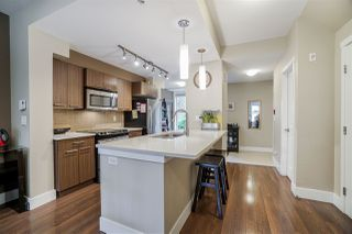 """Photo 4: 216 2110 ROWLAND Street in Port Coquitlam: Central Pt Coquitlam Townhouse for sale in """"Aviva On The Park"""" : MLS®# R2466337"""