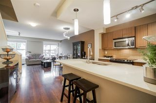 """Photo 3: 216 2110 ROWLAND Street in Port Coquitlam: Central Pt Coquitlam Townhouse for sale in """"Aviva On The Park"""" : MLS®# R2466337"""