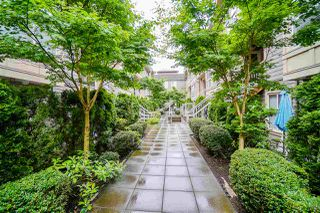 """Photo 36: 216 2110 ROWLAND Street in Port Coquitlam: Central Pt Coquitlam Townhouse for sale in """"Aviva On The Park"""" : MLS®# R2466337"""