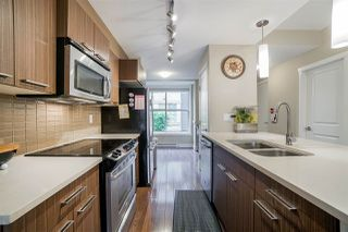 """Photo 5: 216 2110 ROWLAND Street in Port Coquitlam: Central Pt Coquitlam Townhouse for sale in """"Aviva On The Park"""" : MLS®# R2466337"""