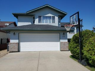 Main Photo: 110 Herder Drive in Sylvan Lake: Hewlett Park Residential for sale : MLS®# A1007369