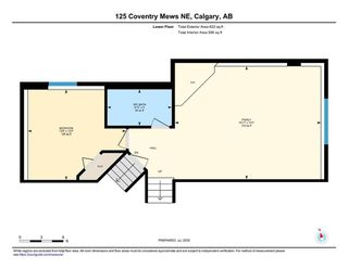 Photo 33: 125 Coventry Mews NE in Calgary: Coventry Hills Detached for sale : MLS®# A1017866