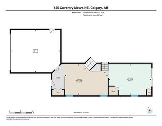 Photo 31: 125 Coventry Mews NE in Calgary: Coventry Hills Detached for sale : MLS®# A1017866