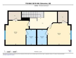 Photo 49: 178 5604 199 Street in Edmonton: Zone 58 Townhouse for sale : MLS®# E4213676