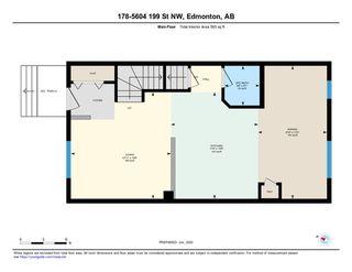 Photo 48: 178 5604 199 Street in Edmonton: Zone 58 Townhouse for sale : MLS®# E4213676