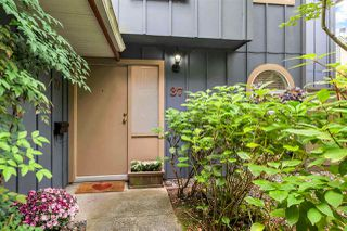 """Photo 1: 37 900 W 17TH Street in North Vancouver: Mosquito Creek Townhouse for sale in """"Foxwood Hills"""" : MLS®# R2503930"""
