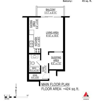 """Main Photo: 204 334 E 5TH Avenue in Vancouver: Mount Pleasant VE Condo for sale in """"VIEW POINTE"""" (Vancouver East)  : MLS®# R2512389"""