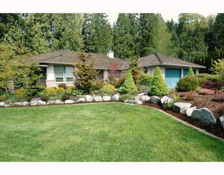 Photo 1: 12451 263RD Street in Maple_Ridge: Websters Corners House for sale (Maple Ridge)  : MLS®# V646942