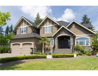 Photo 1: 753 COTTONWOOD AV in Coquitlam: House for sale : MLS®# V837632