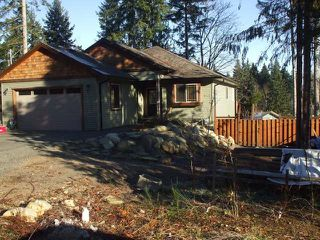 Photo 1: 1190 CARRON ROAD in COURTENAY: Other for sale : MLS®# 307892