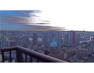 Photo 1: # 3708 128 W CORDOVA ST in Vancouver: Condo for sale : MLS®# V865858