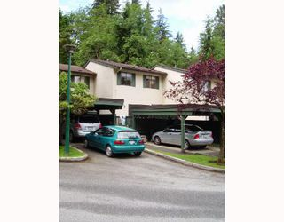 "Photo 1: 173 JAMES Road in Port_Moody: Port Moody Centre Townhouse for sale in ""TALL TREE ESTATES"" (Port Moody)  : MLS®# V654899"