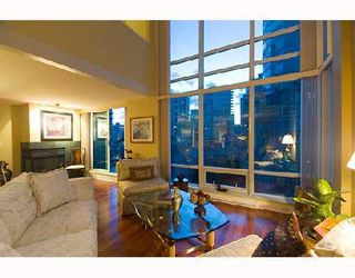 """Photo 4: # 807 590 NICOLA ST in Vancouver: Coal Harbour Condo for sale in """"CASCINA"""" (Vancouver West)  : MLS®# V745320"""