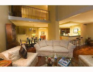 """Photo 5: # 807 590 NICOLA ST in Vancouver: Coal Harbour Condo for sale in """"CASCINA"""" (Vancouver West)  : MLS®# V745320"""