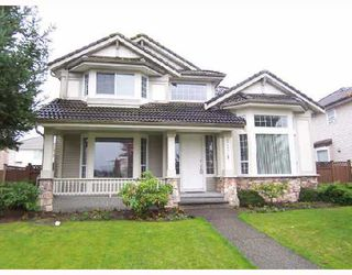 "Photo 1: 1278 RIVERSIDE Drive in Port_Coquitlam: Riverwood House for sale in ""RIVERWOOD"" (Port Coquitlam)  : MLS®# V674589"