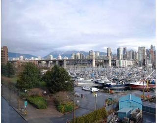 "Photo 1: 506 1510 W 1ST Avenue in Vancouver: False Creek Condo for sale in ""MARINER POINT"" (Vancouver West)  : MLS®# V691019"