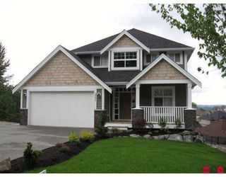 """Photo 1: 3777 LAUREN Court in Abbotsford: Abbotsford East House for sale in """"Sandyhill"""" : MLS®# F2814862"""
