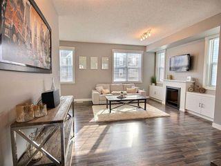 Photo 8: 106 8315 180 Avenue in Edmonton: Zone 28 Townhouse for sale : MLS®# E4171714