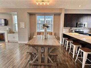 Photo 7: 106 8315 180 Avenue in Edmonton: Zone 28 Townhouse for sale : MLS®# E4171714